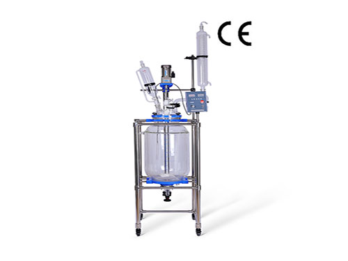 S series Jacketed Glass Reactor