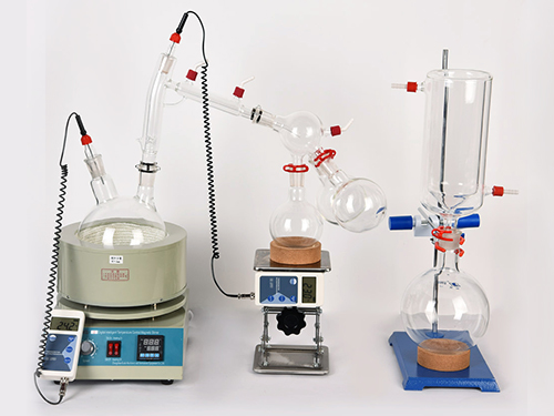 Complete Set Laboratory Short Path Distillation Evaporator